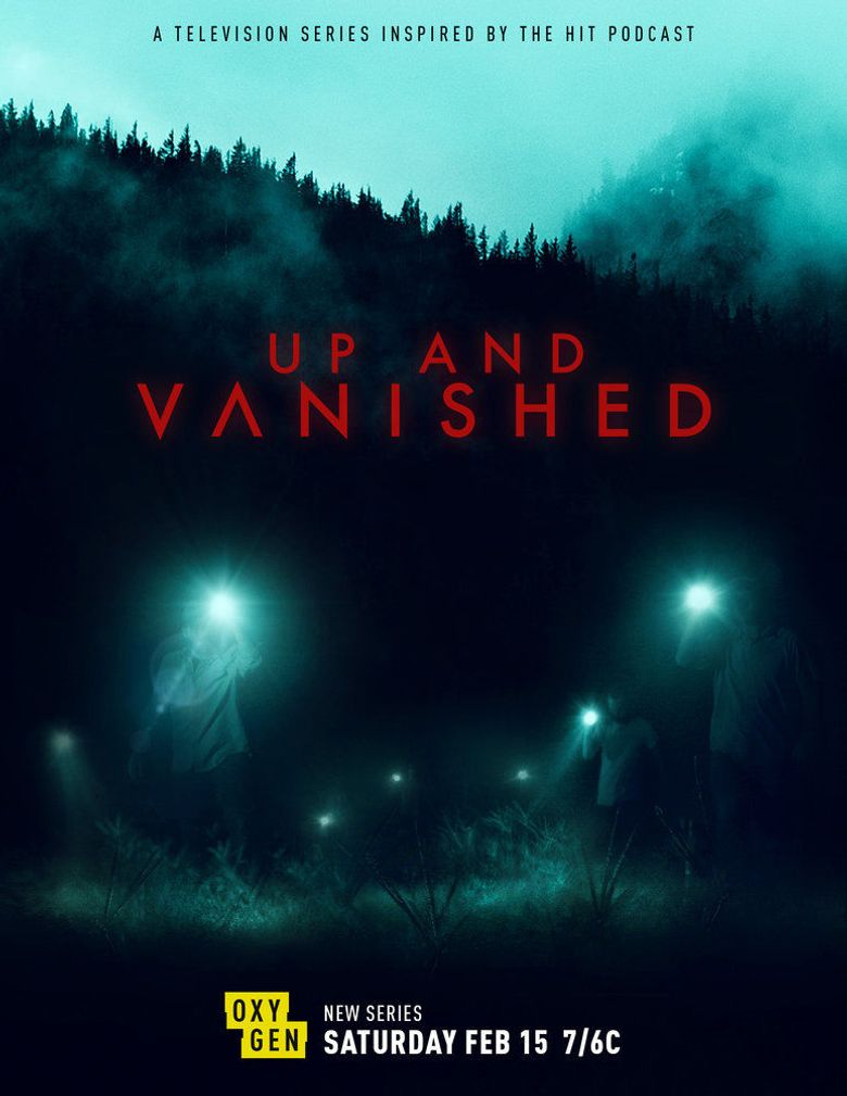 Up and Vanished Poster