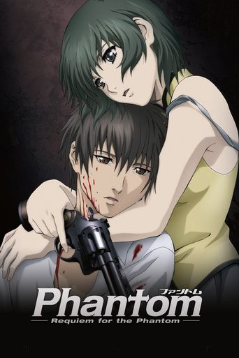 Phantom: Requiem for the Phantom Poster