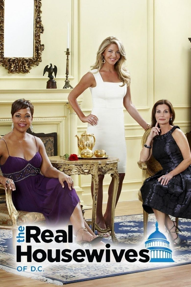 The Real Housewives of D.C. Poster