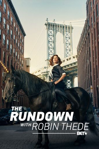 The Rundown with Robin Thede Poster