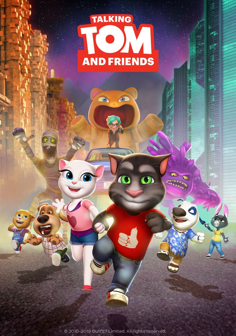 Watch Talking Tom and Friends