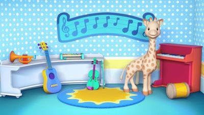 Season 01, Episode 06 Musical Instruments