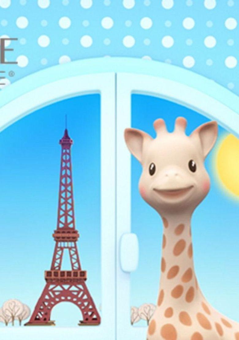 Sophie La Girafe Poster