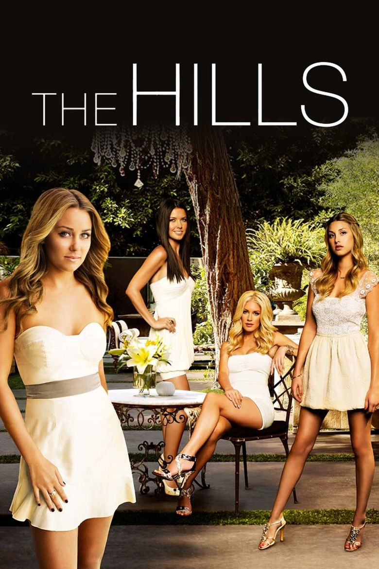 The Hills Poster
