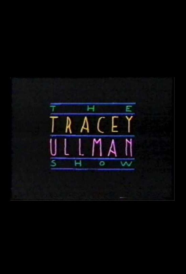 The Tracey Ullman Show Poster