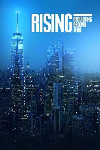 Rising: Rebuilding Ground Zero Poster
