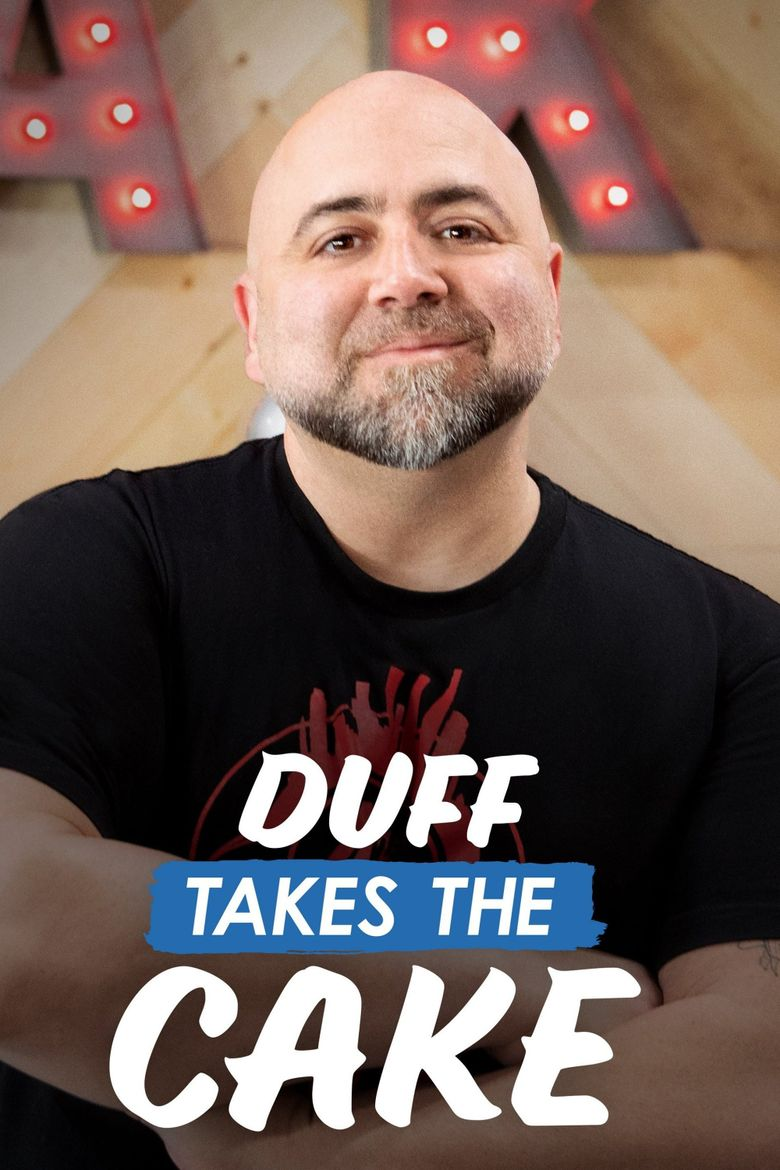 Duff Takes the Cake Poster