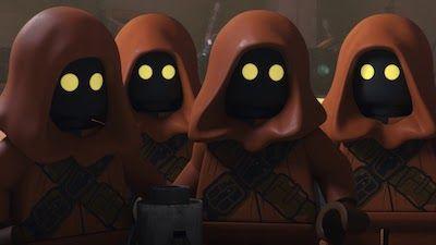 Season 08, Episode 04 All-Stars: Short - The Prisoner of Tatooine