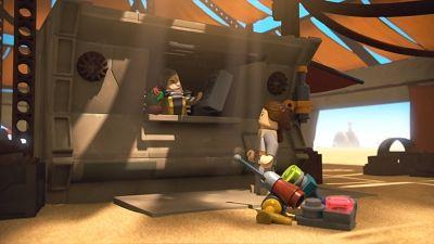 Season 04, Episode 04 The Resistance Rises: Rey Strikes Back