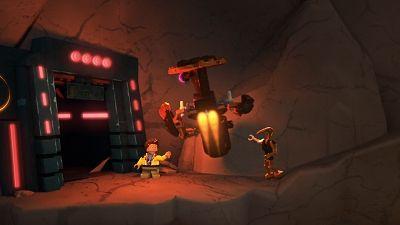 Season 05, Episode 02 The Freemaker Adventures: The Mines of Graballa