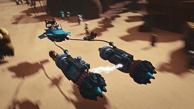 Season 05, Episode 07 The Freemaker Adventures: Race on Tatooine