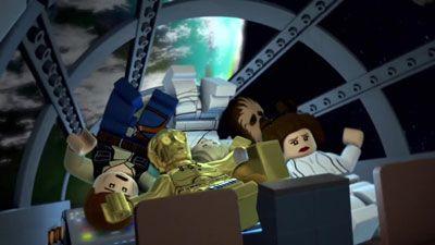 Season 02, Episode 04 The New Yoda Chronicles: Escape from the Jedi Temple