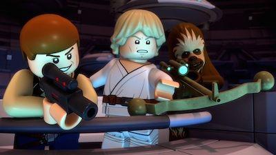 Season 02, Episode 06 The New Yoda Chronicles: Raid on Coruscant