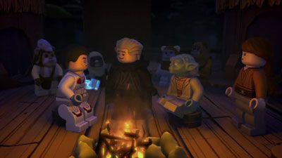 Season 02, Episode 03 The Yoda Chronicles: Attack of the Jedi