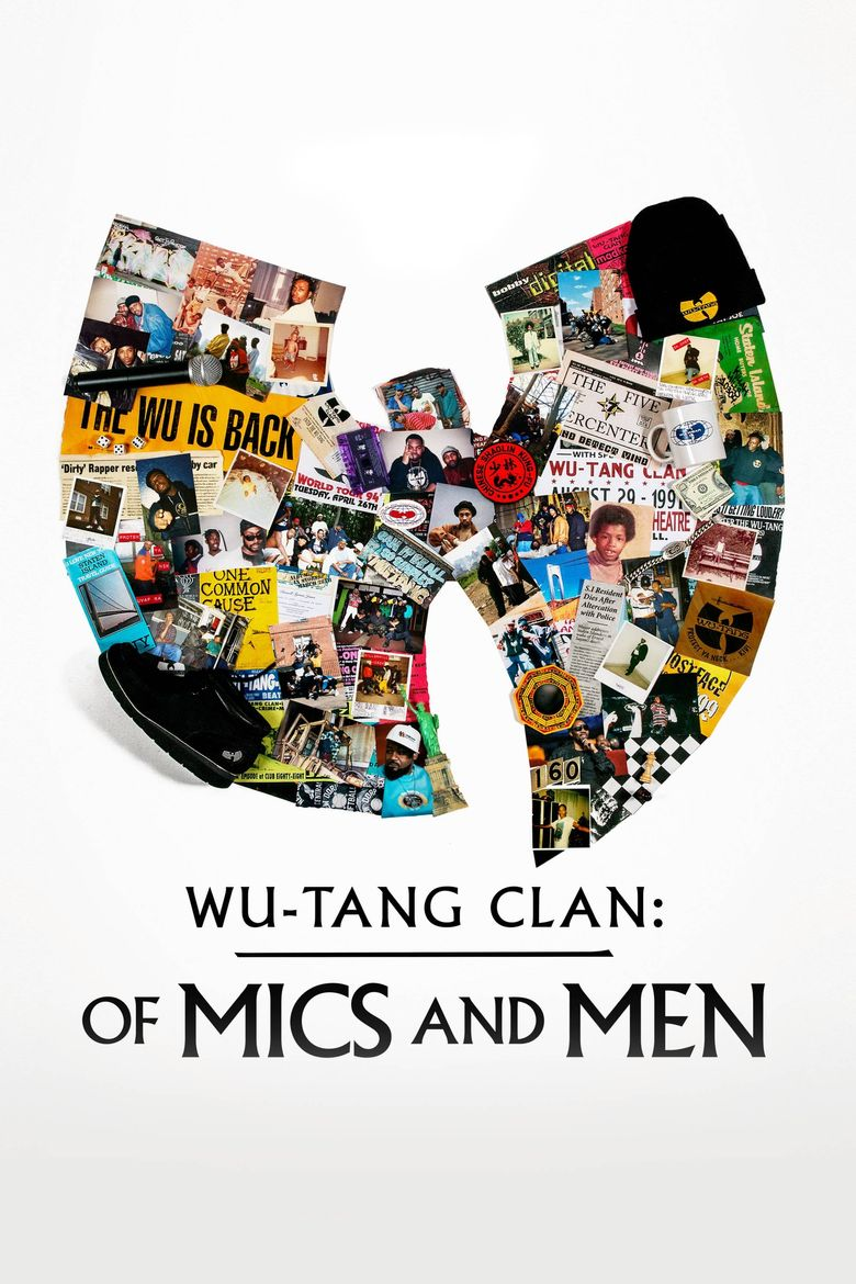 Wu-Tang Clan: Of Mics and Men Poster
