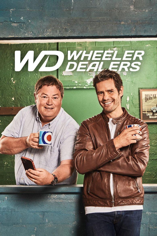 Wheeler Dealers Poster