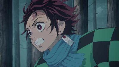 Season 01, Episode 03 Sabito and Makomo