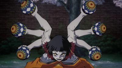 Season 01, Episode 09 Temari Demon and Arrow Demon