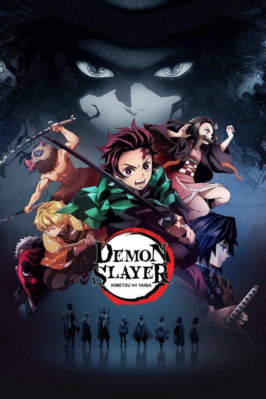 Demon Slayer: Kimetsu no Yaiba Poster
