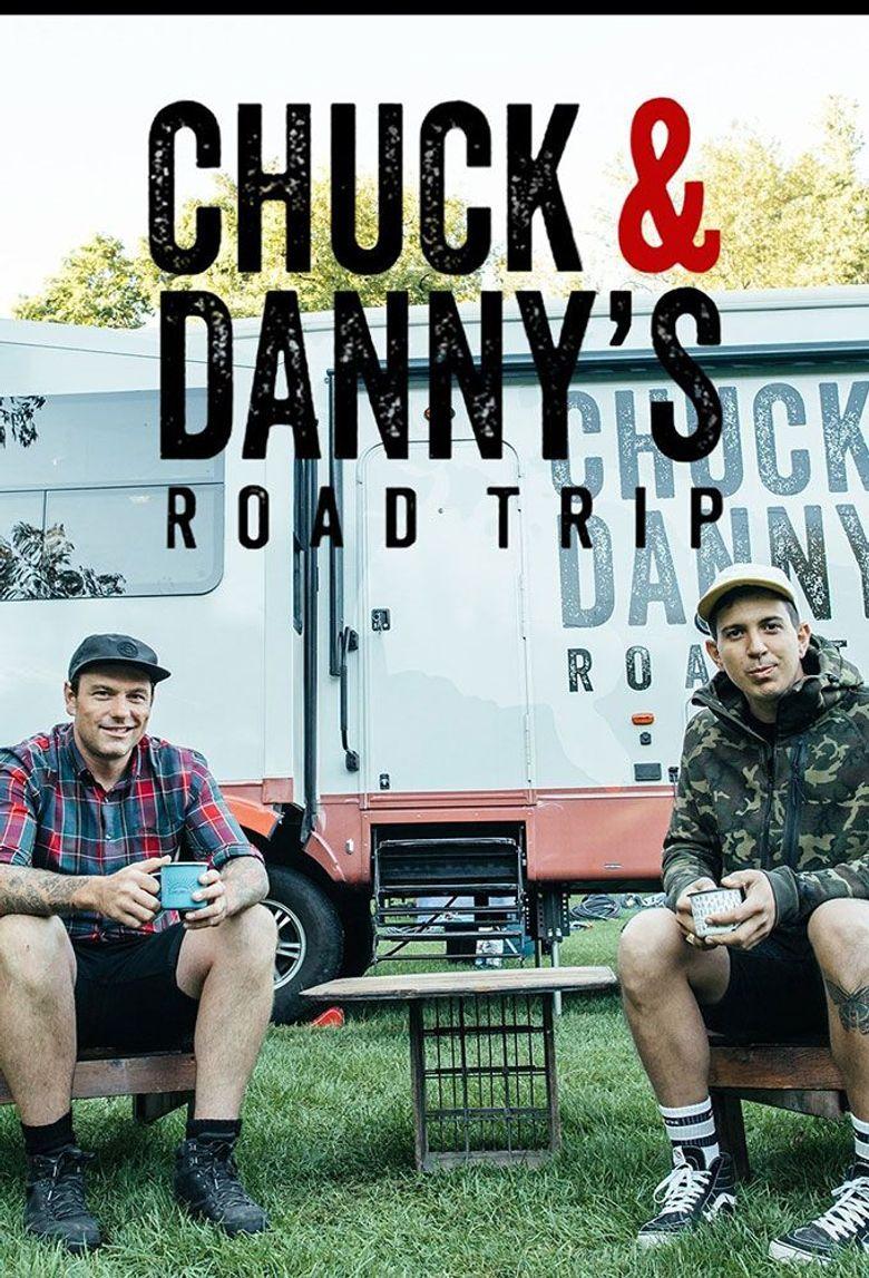 Chuck & Danny's Road Trip Poster