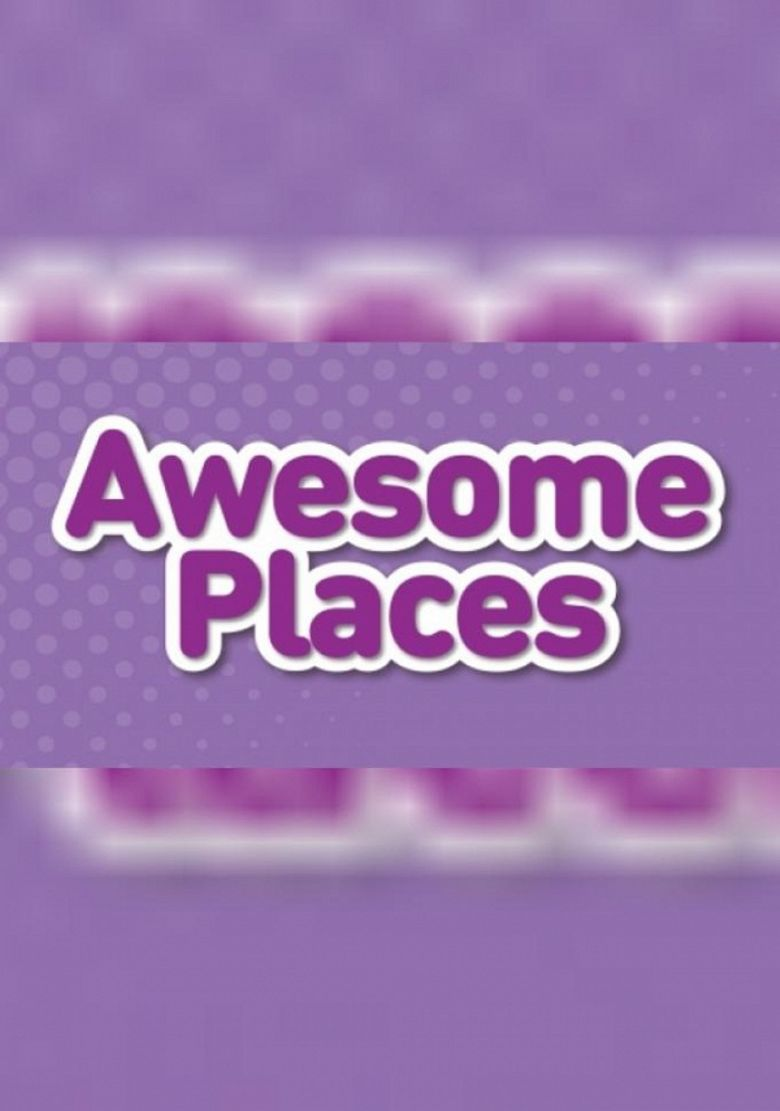 Awesome Places Poster