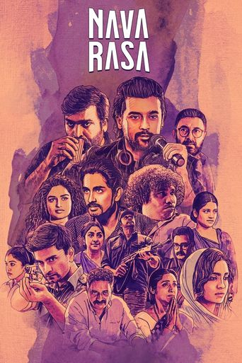 Navarasa Poster