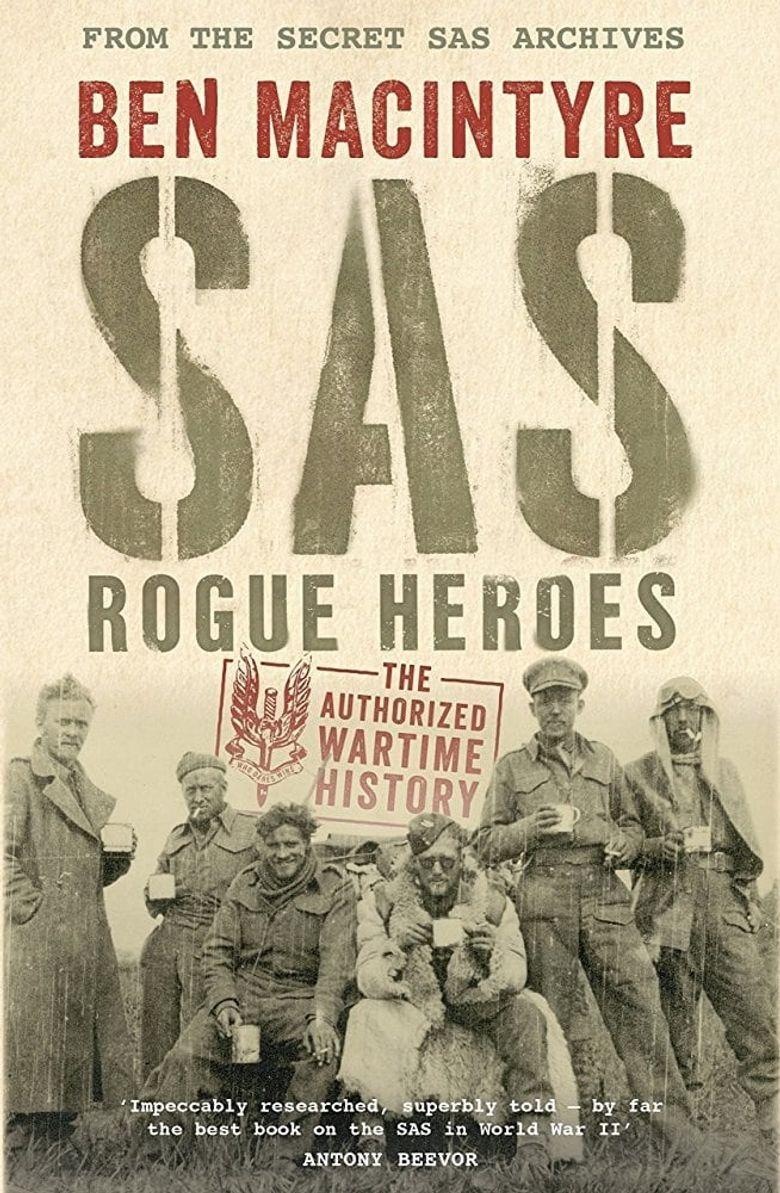 SAS: Rogue Warriors Poster