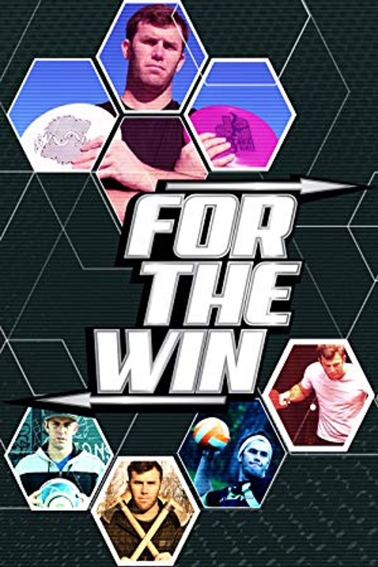 For the Win Poster