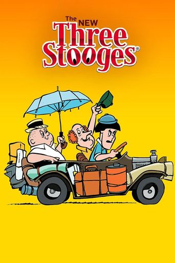 The New 3 Stooges Poster