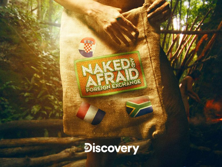 Naked and Afraid: Foreign Exchange Poster