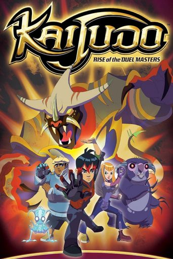 Kaijudo: Clash of the Duel Masters Poster