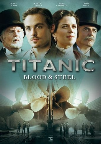 Titanic: Blood and Steel Poster