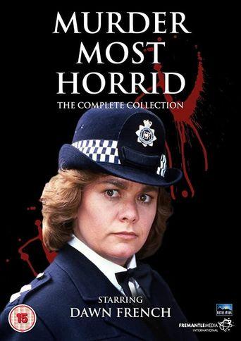 Murder Most Horrid Poster
