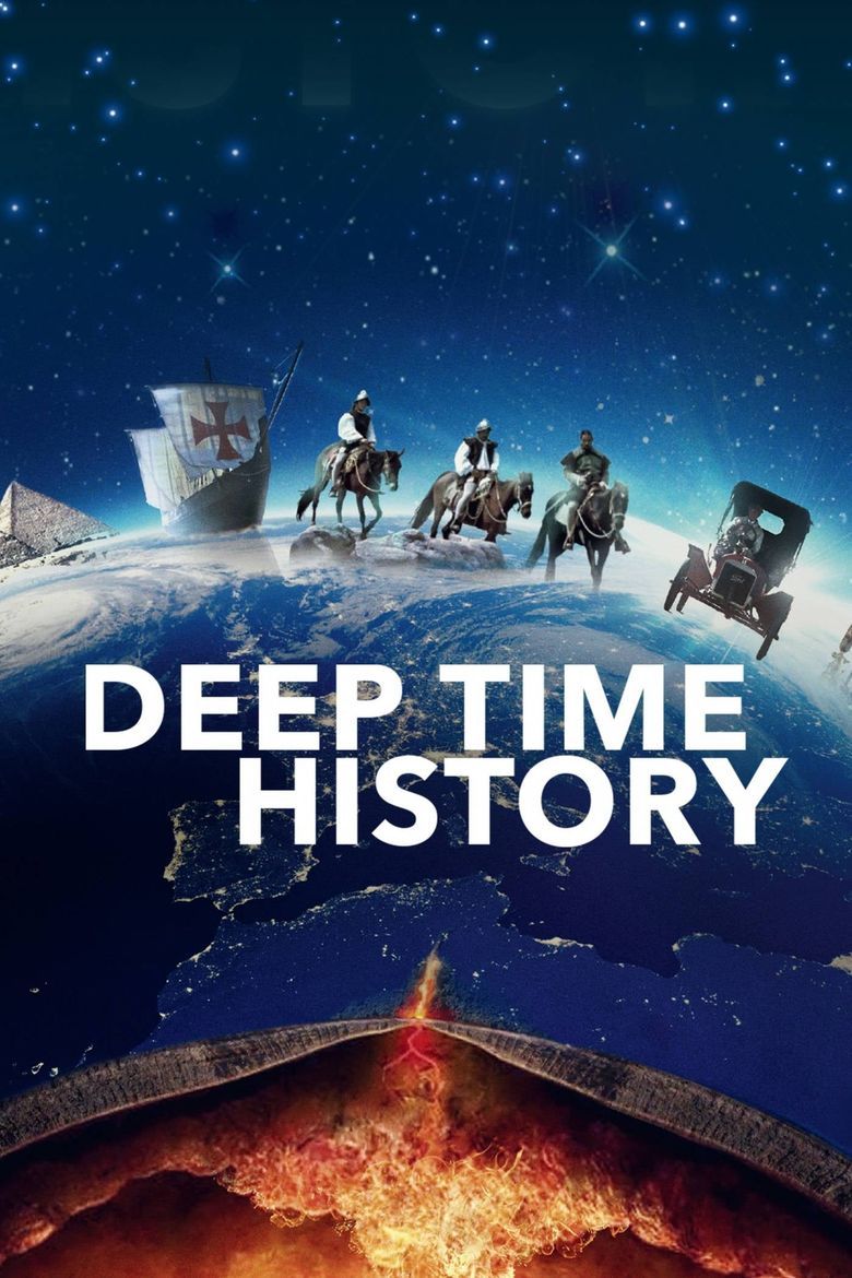 Deep Time History Poster