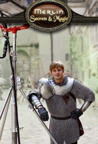 Merlin: Secrets and Magic Poster