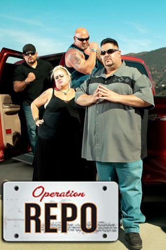 Operation Repo Poster