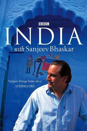 India with Sanjeev Bhaskar Poster