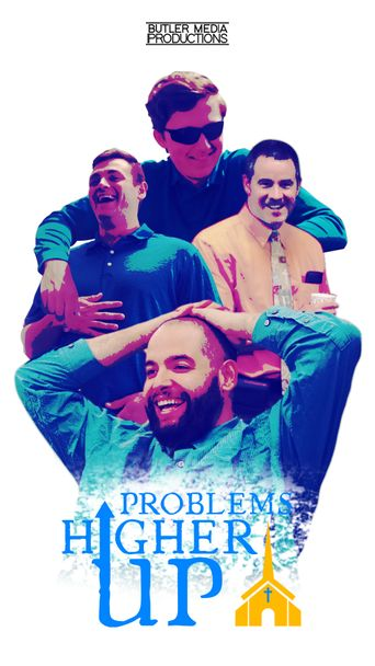 Problems Higher Up Poster