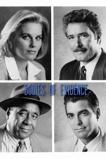 Bodies of Evidence Poster