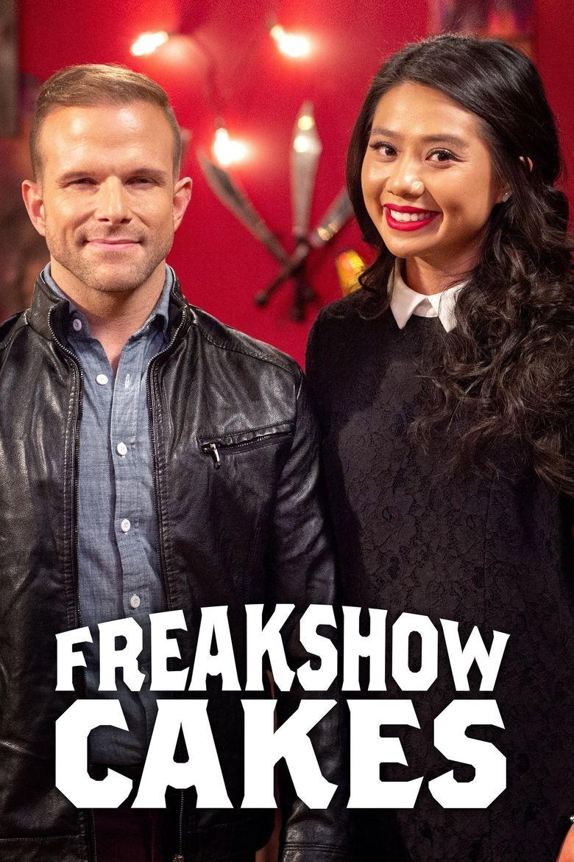 Freakshow Cakes Poster