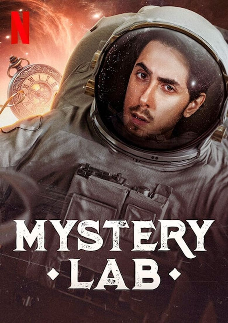 Mystery Lab Poster