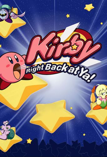 Kirby: Right Back at Ya! Poster