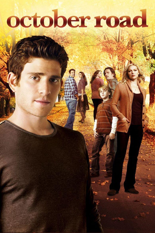 October Road Poster