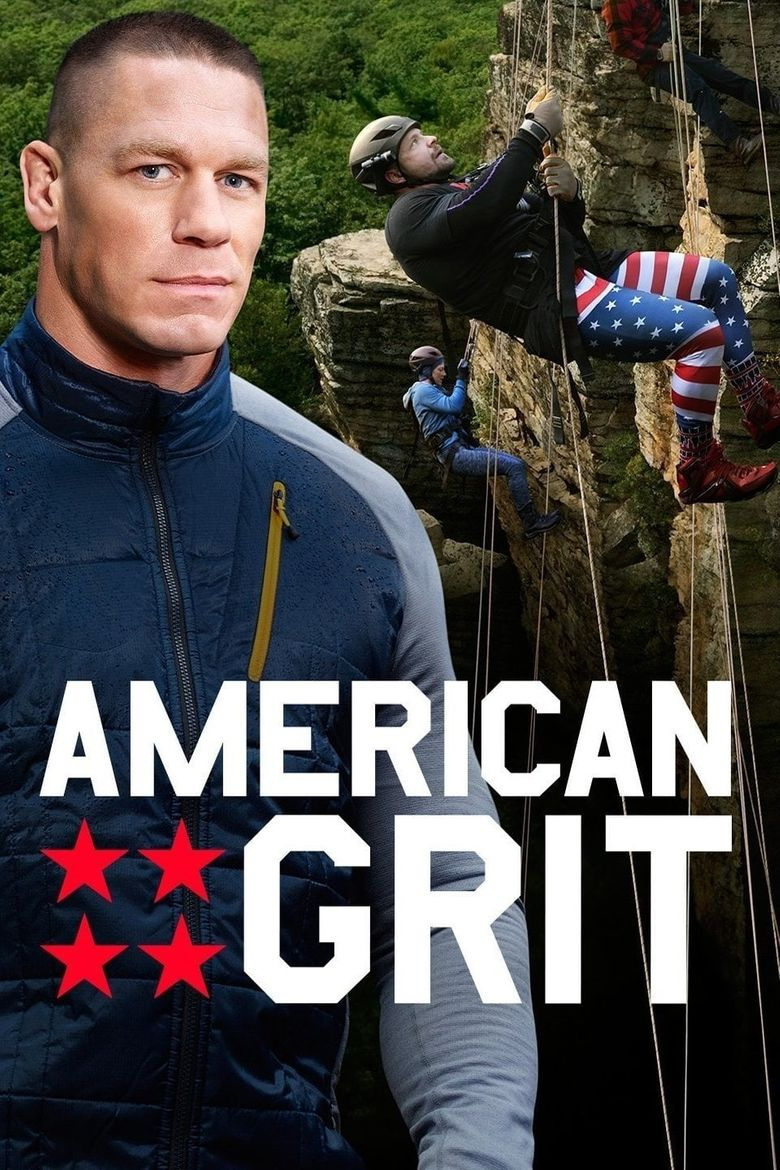 American Grit Poster