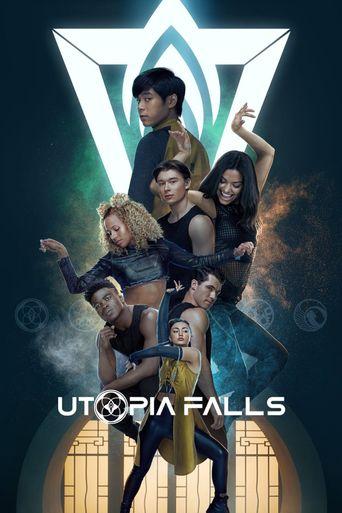 Utopia Falls Poster
