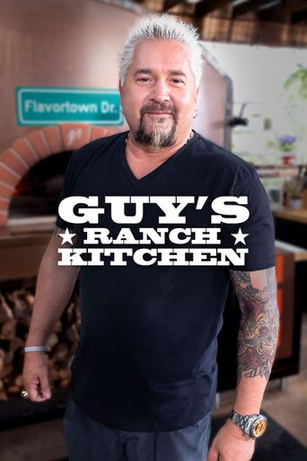 Guy's Ranch Kitchen Poster