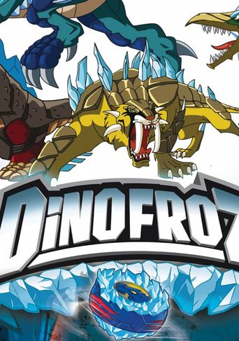 Dinofroz Poster