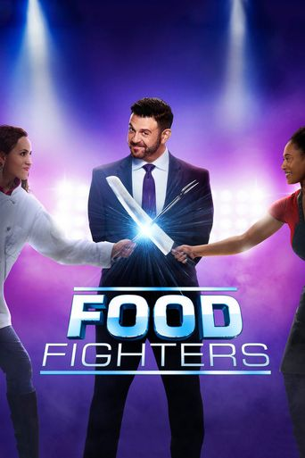 Food Fighters Poster