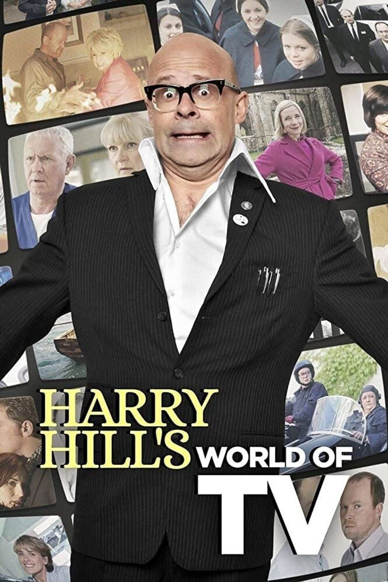 Harry Hill's World of TV Poster