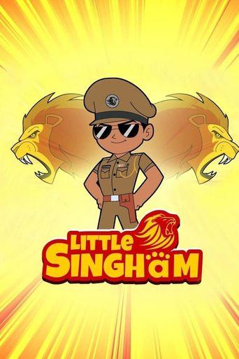Little Singham Poster